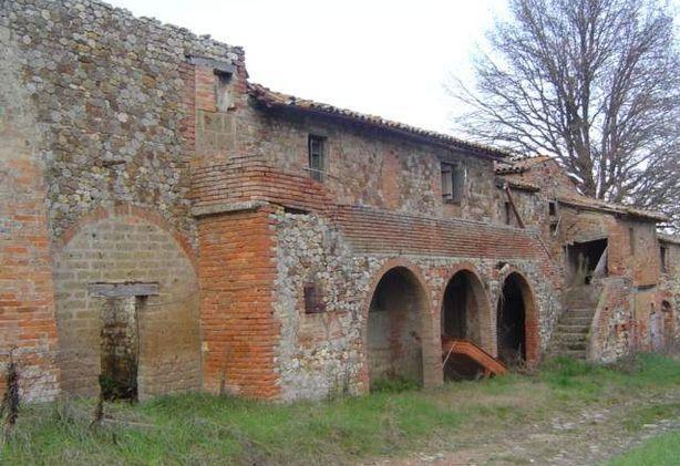 Vendita citt della pieve casale da ristrutturare - Ristrutturare casale in pietra ...